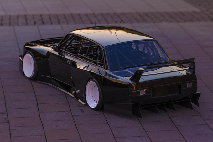Expanding Automotive Imagination Speedhunters