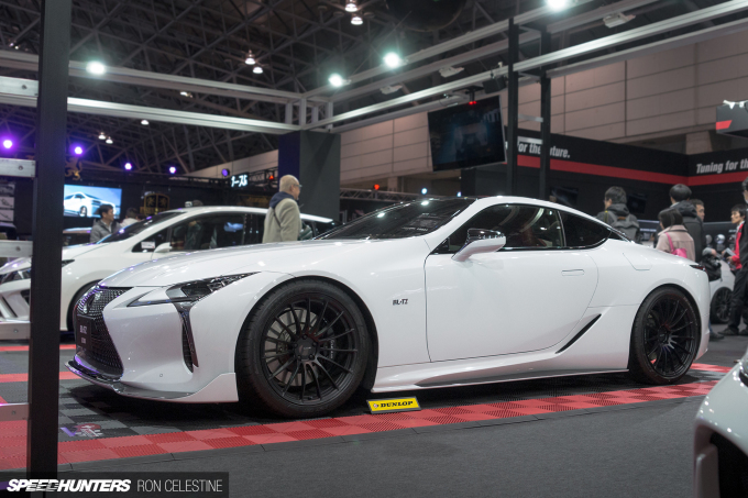 Lexus LC 500: The Next Big Thing In Modifying? - Speedhunters