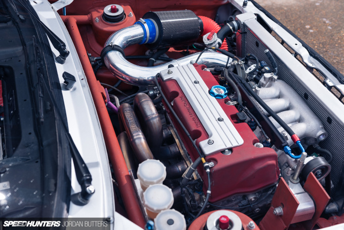 Street Fighter: The VTEC-Powered Berg Cup Golf - Speedhunters