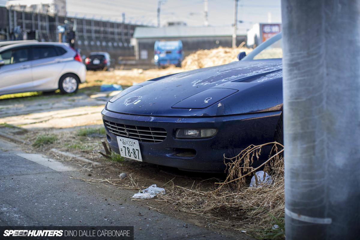 eea5903f65675c The Abandoned Ferrari In Tokyo - Speedhunters