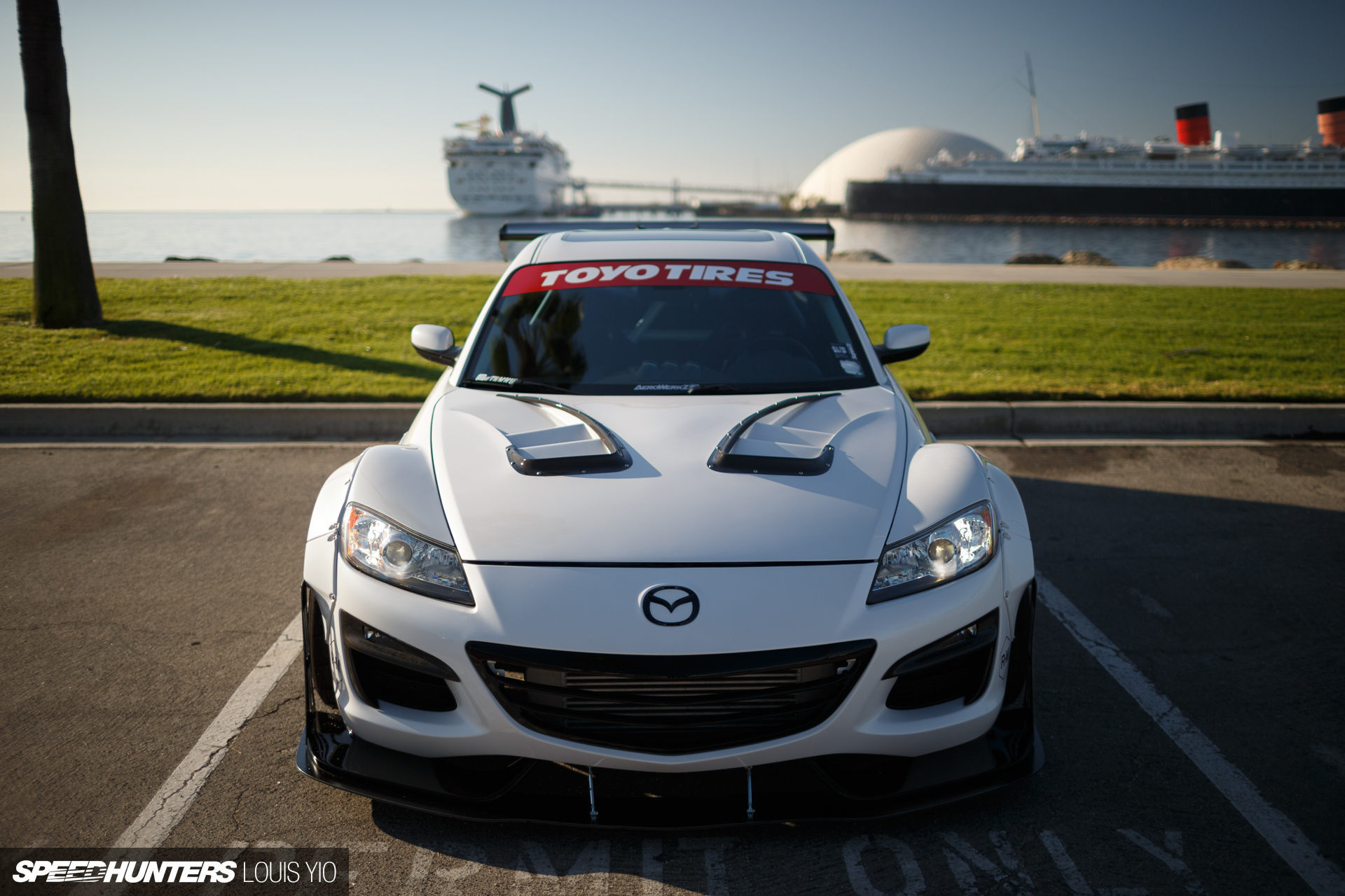 Deadline Set Taking An Rx 8 From Stock To Sema Speedhunters