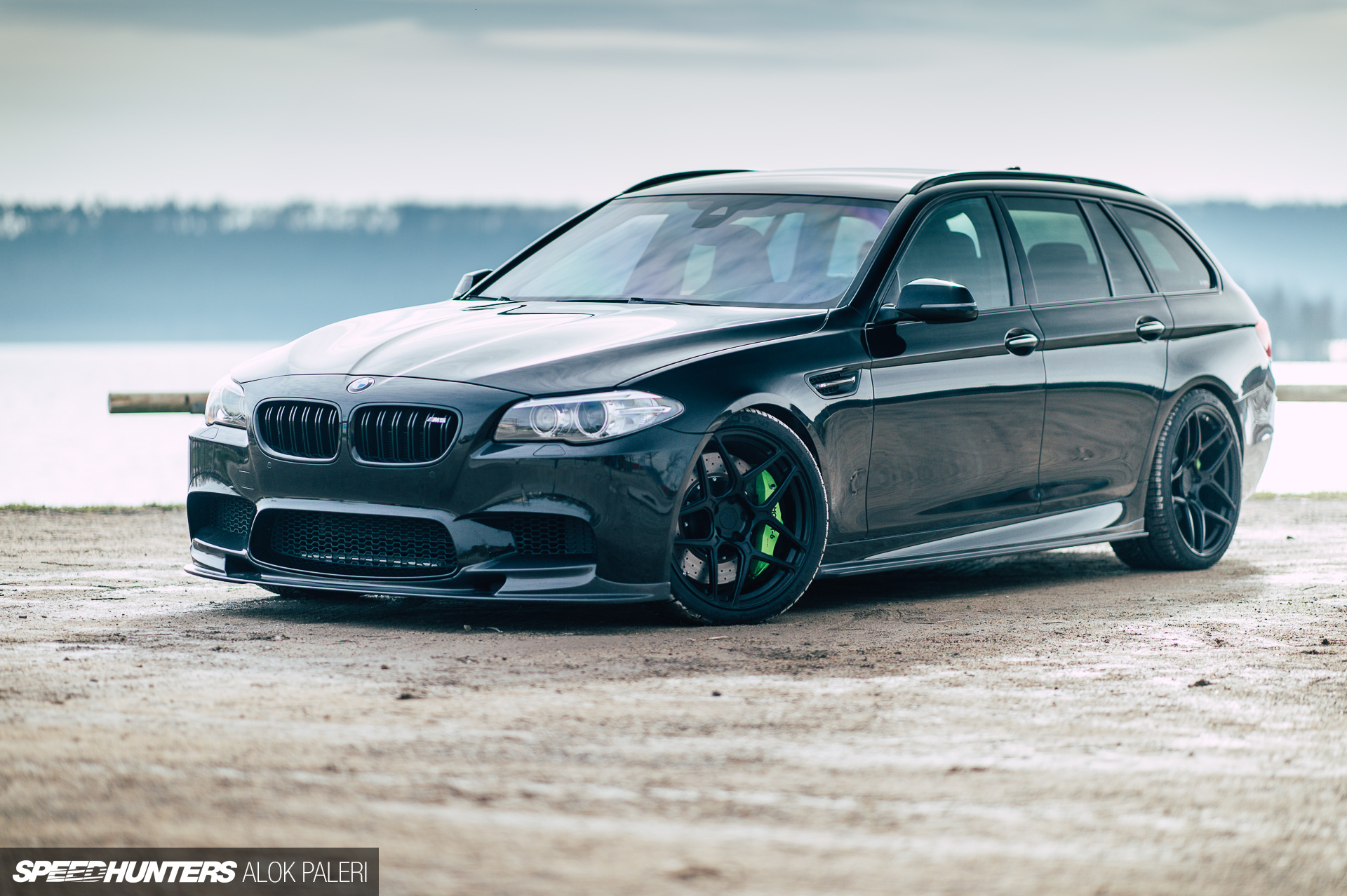 F11 M5R Touring: Building What BMW Wouldn't - Speedhunters