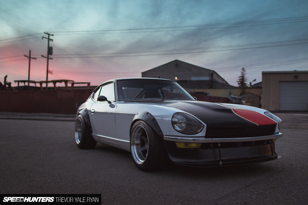 V-Hate: A Perfect 240Z - Speedhunters