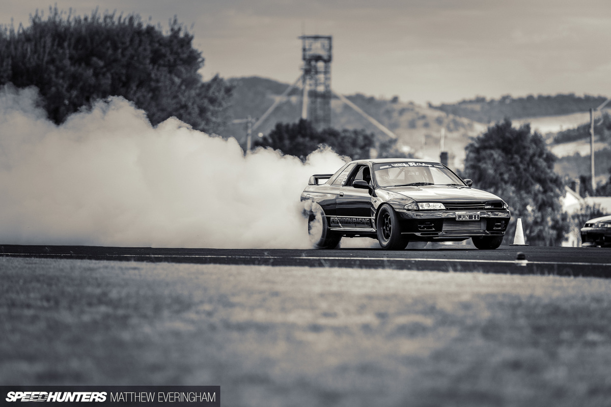 Australia's Fastest Street Drag GT-Rs Face Off - Speedhunters
