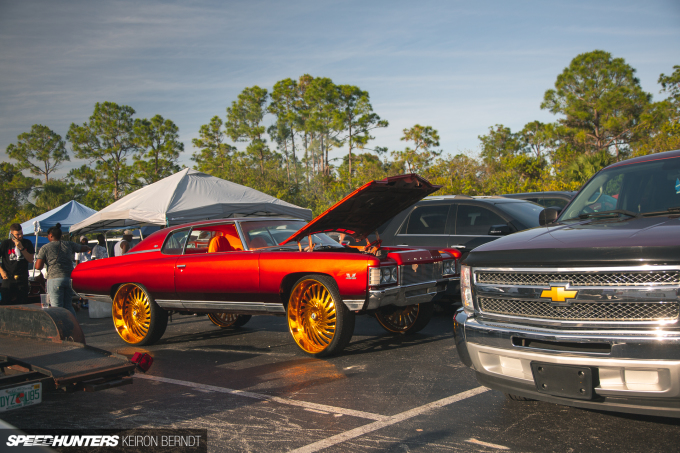 Getting A Taste Of The Donk Life - Speedhunters