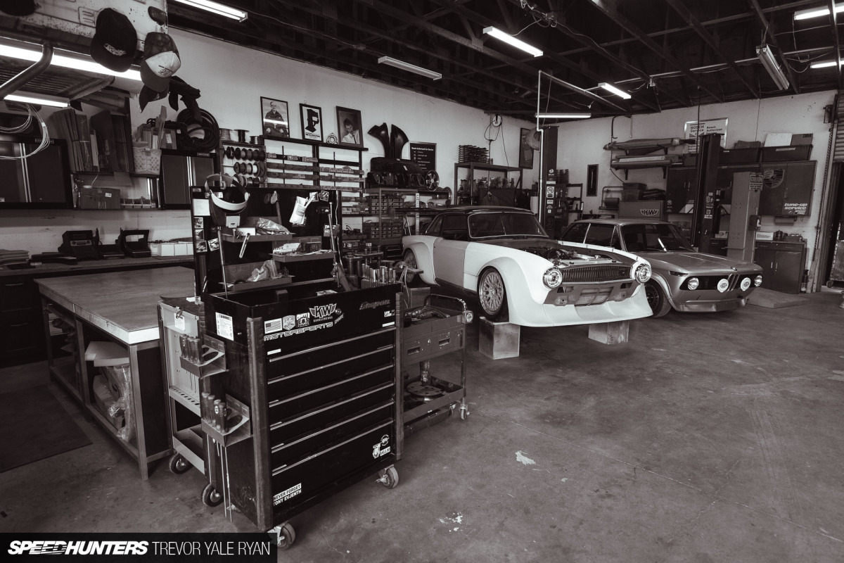 The F20C Turbo Triumph TR6 - Speedhunters