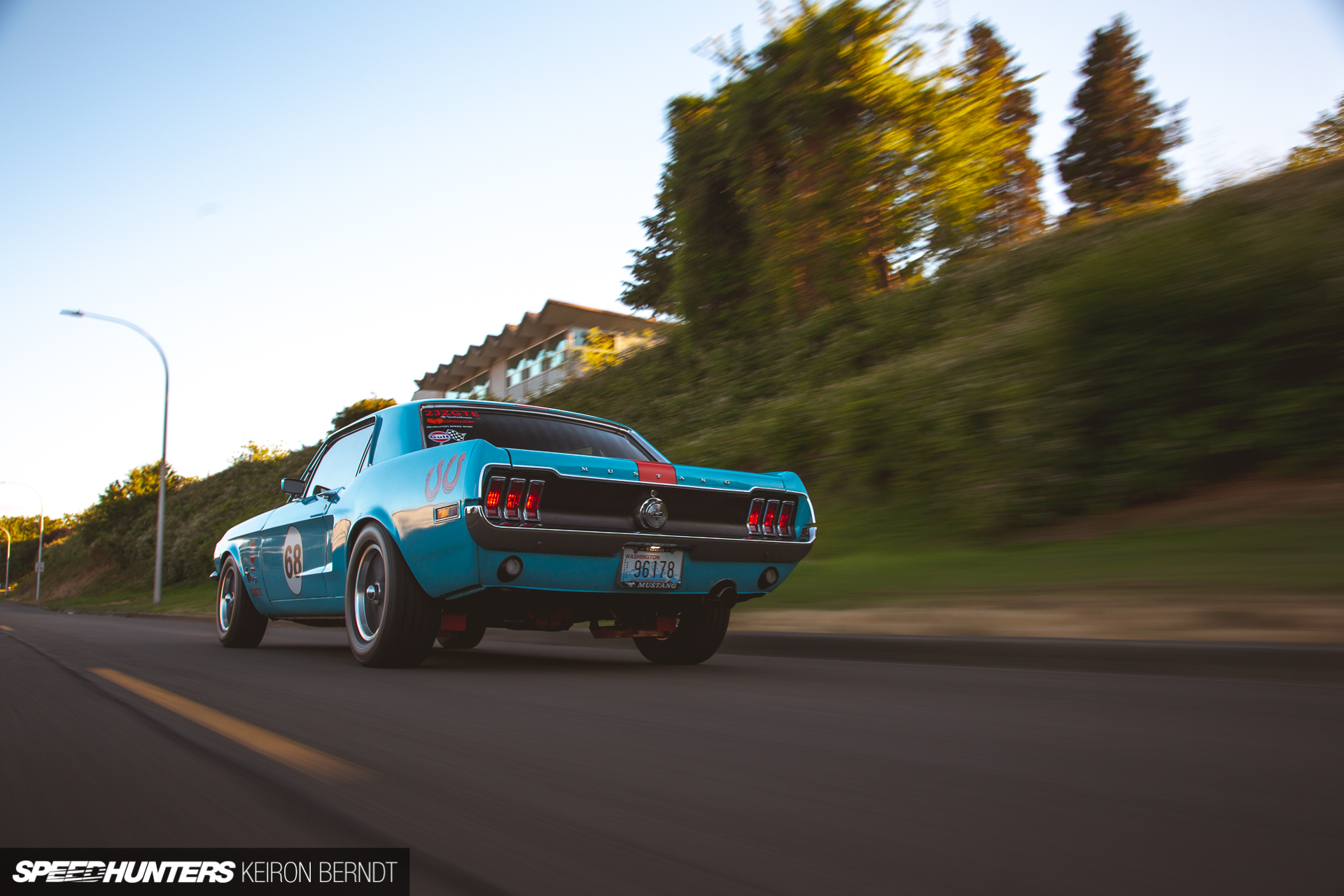 Abomination: The 2JZ '68 Mustang - Speedhunters