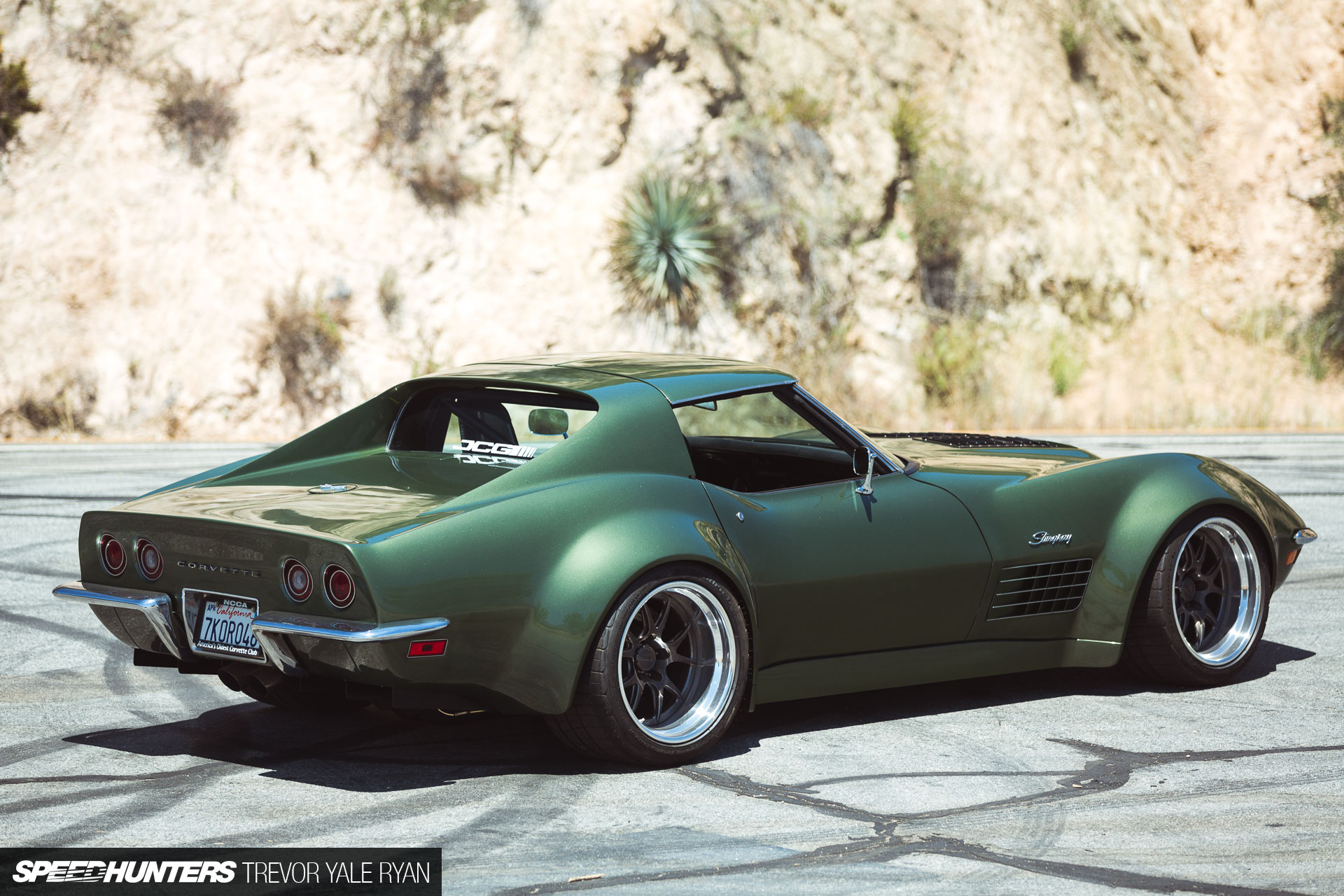 A Widebody American Classic Built To Corner – Vehicle Traveller