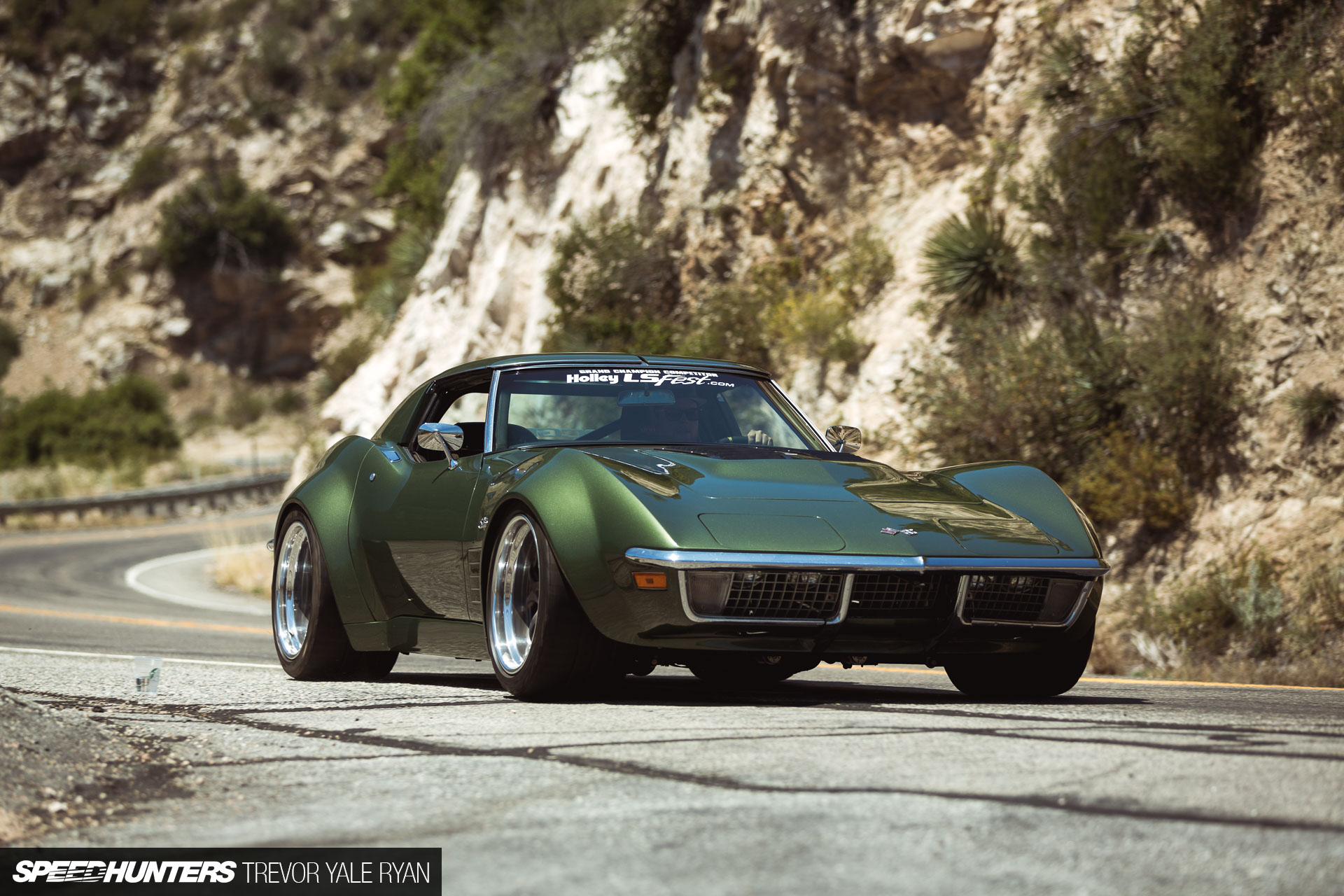 American Made Tires >> A Widebody American Classic Built To Corner - Speedhunters