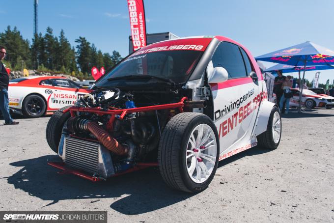 Smart Car With Hayabusa Engine >> That 470hp Turbo Busa Powered Smart Car Speedhunters