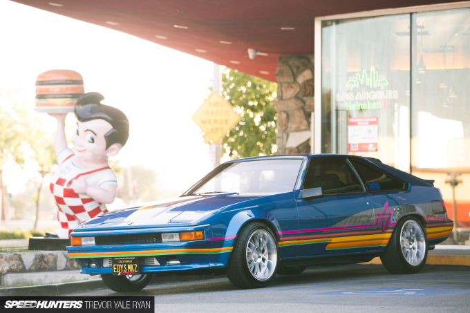Straight From The '80s: The Santini Supra - Speedhunters