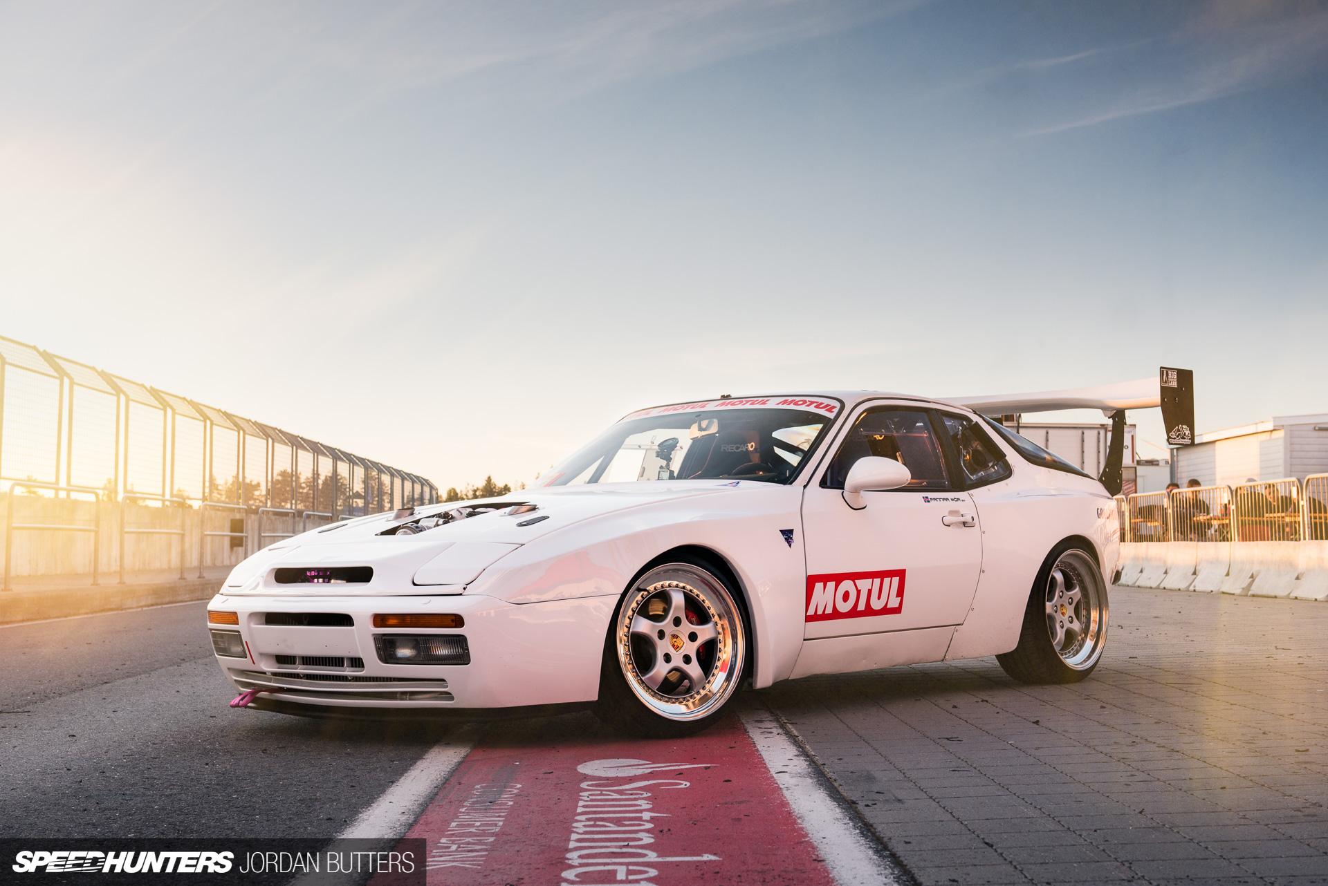 Spoiler Alert A 900hp Turbocharged Ls2 Porsche Speedhunters