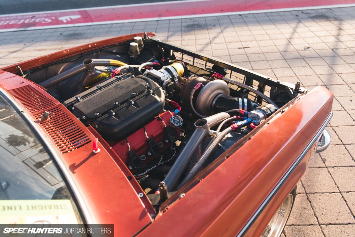 It Took Five Engine Swaps To Get Here - Speedhunters