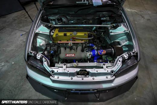 Product Highlight: The Ultimate K-Swap Radiator - Speedhunters