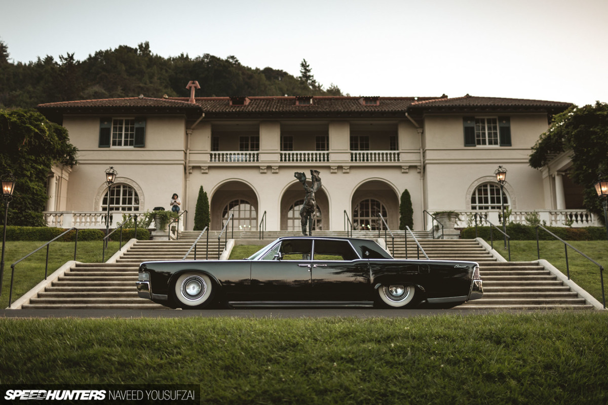 American Luxury With A Touch Of Gangster Speedhunters