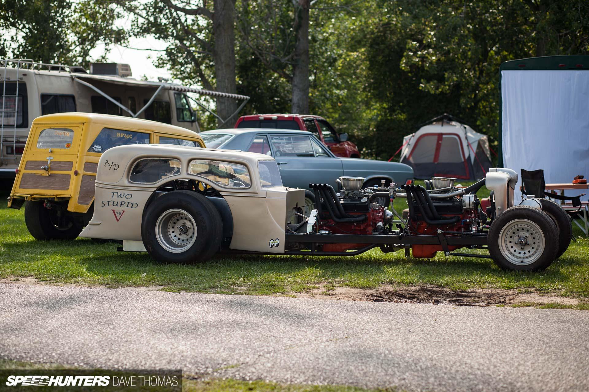 Cheap Fun Two Cars Three V8s Speedhunters