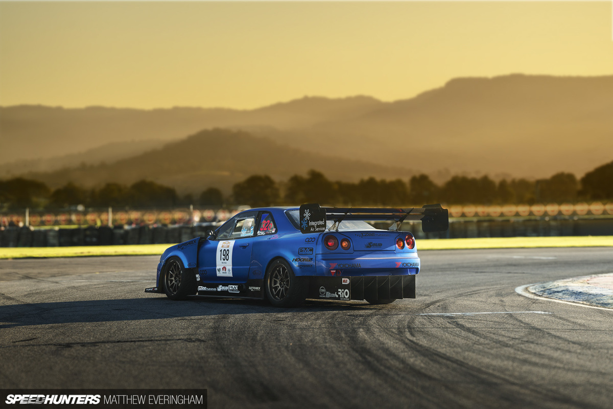 A 1000hp GT-R & The Long Road To WTAC - Speedhunters