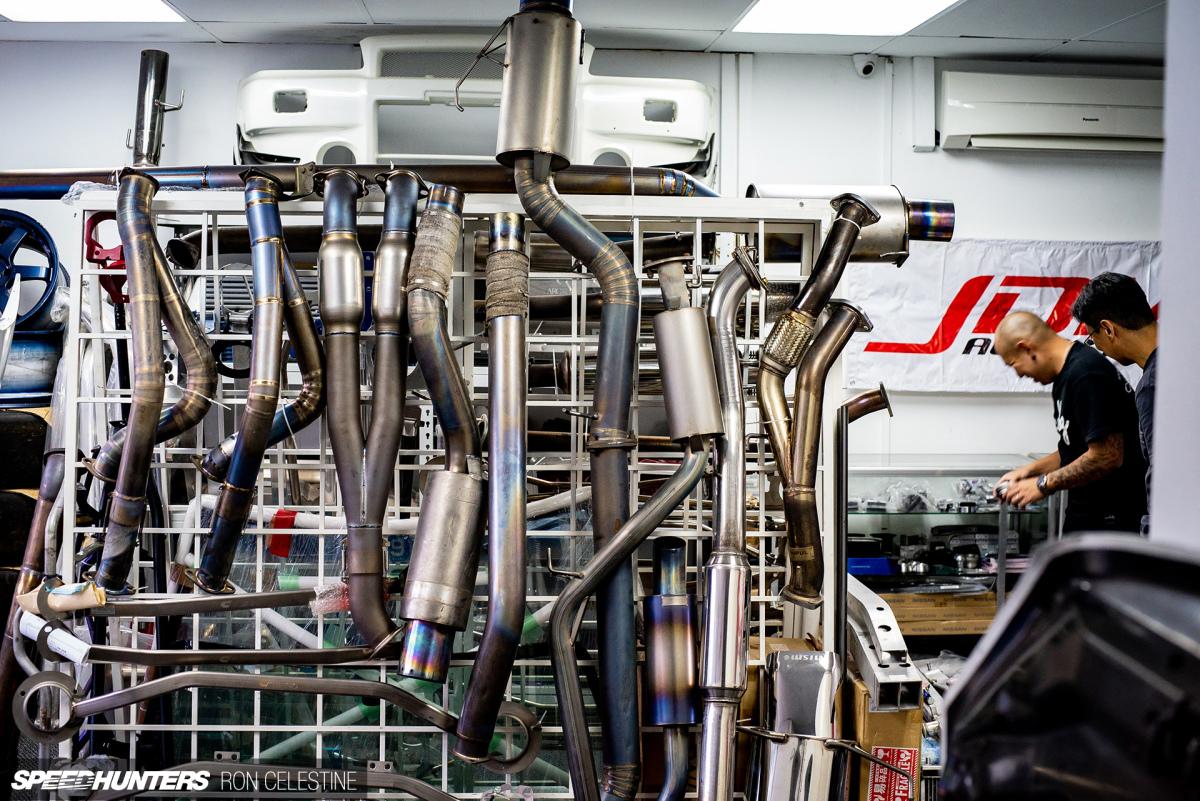 Behind Locked Doors At Jdm Auto Link Speedhunters