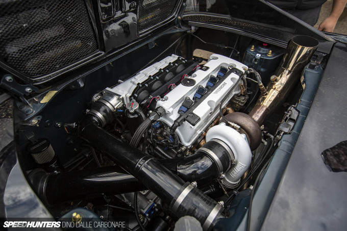 Yes, That's An 850hp K24 In A Toyota MR2 - Speedhunters