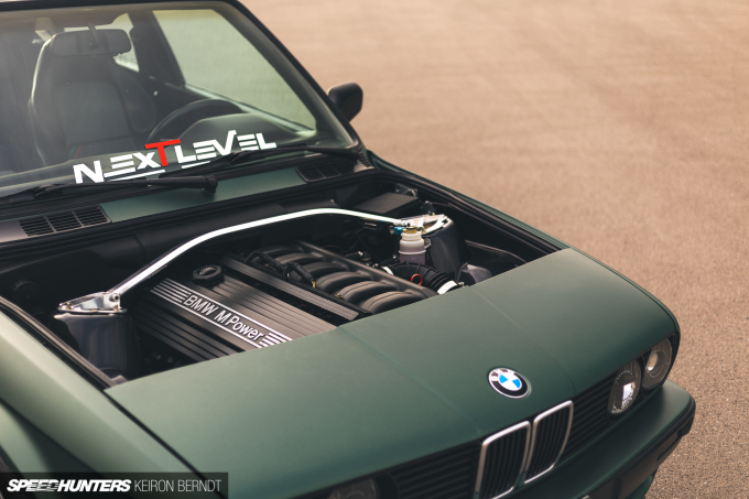 Swinging For The Fences: An S52-Powered E30 - Speedhunters