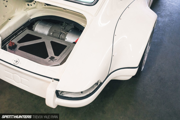 The Future Of Porsche Is A Tesla-Powered Classic 911