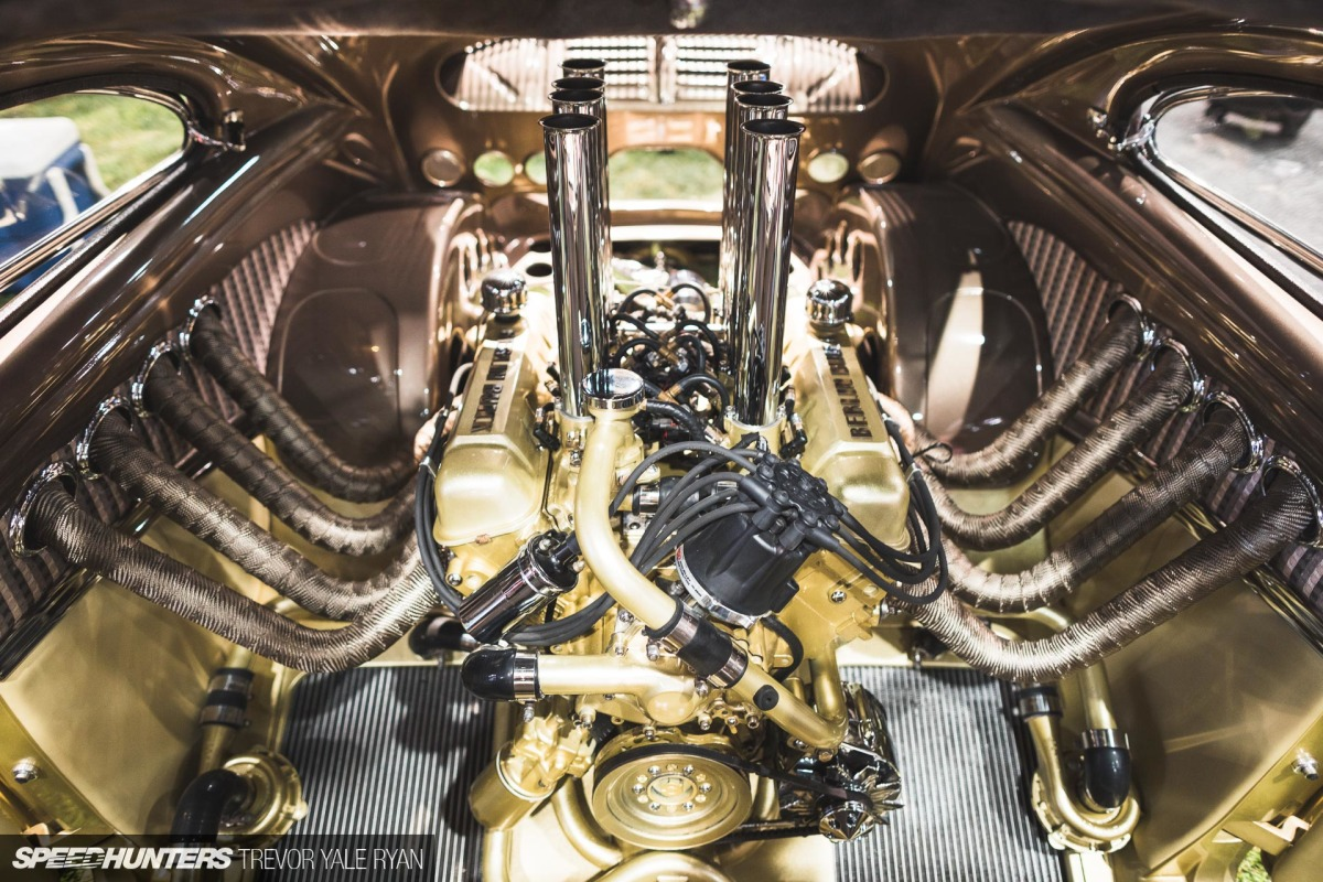 Putting A V8 In A Beetle's Back Seat - Speedhunters