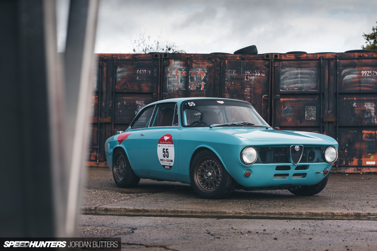 Speedhunters A Classic Alfa That S All Show And All Go Luxury