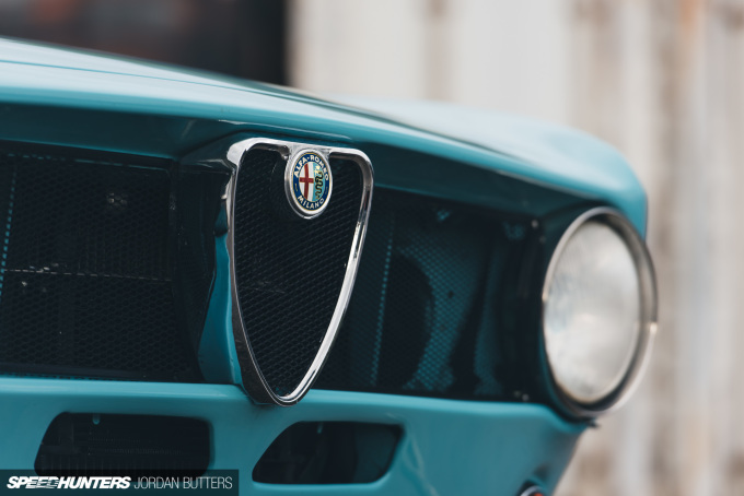 Retropower Alfa Romeo GT Junior 1300 Speedhunters by Jordan Butters-5