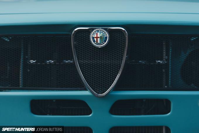 Retropower Alfa Romeo GT Junior 1300 Speedhunters by Jordan Butters-10