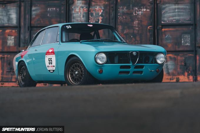 Retropower Alfa Romeo GT Junior 1300 Speedhunters by Jordan Butters-13