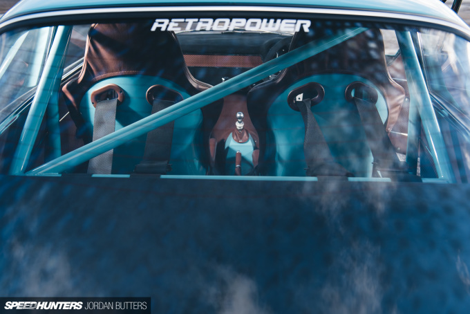 Retropower Alfa Romeo GT Junior 1300 Speedhunters by Jordan Butters-35