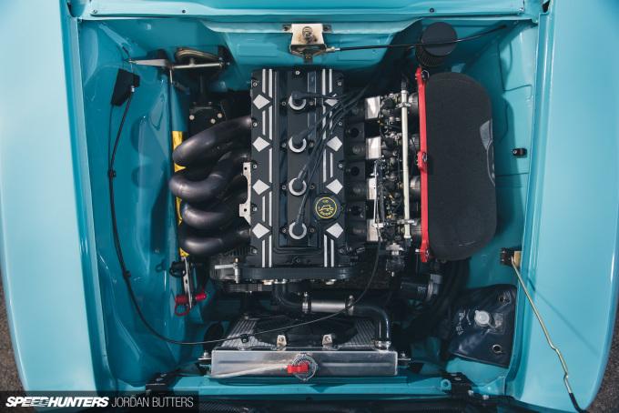 Retropower Alfa Romeo GT Junior 1300 Speedhunters by Jordan Butters-45