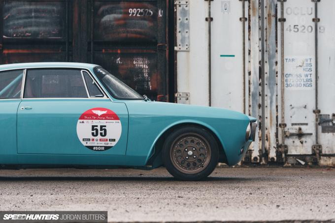 Retropower Alfa Romeo GT Junior 1300 Speedhunters by Jordan Butters-55