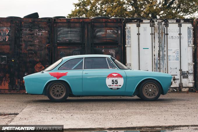 Retropower Alfa Romeo GT Junior 1300 Speedhunters by Jordan Butters-57