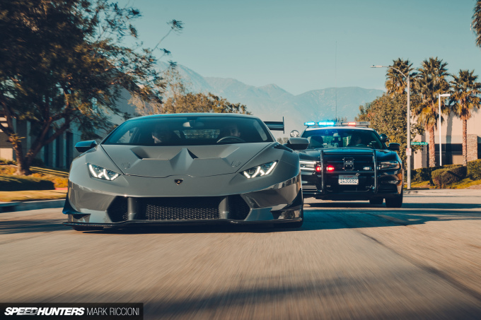 Chasing Extreme Dreams In A Twin-Turbo Huracán - Speedhunters