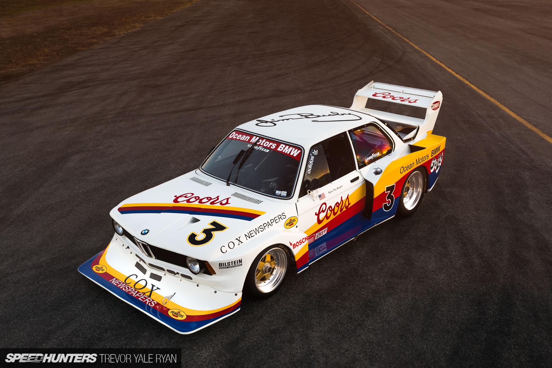 Respect Your Elders: The Busby BMW 320 Turbo - Speedhunters
