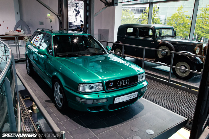 Why Cars Are Great: The Secret Audi Bunker - Speedhunters