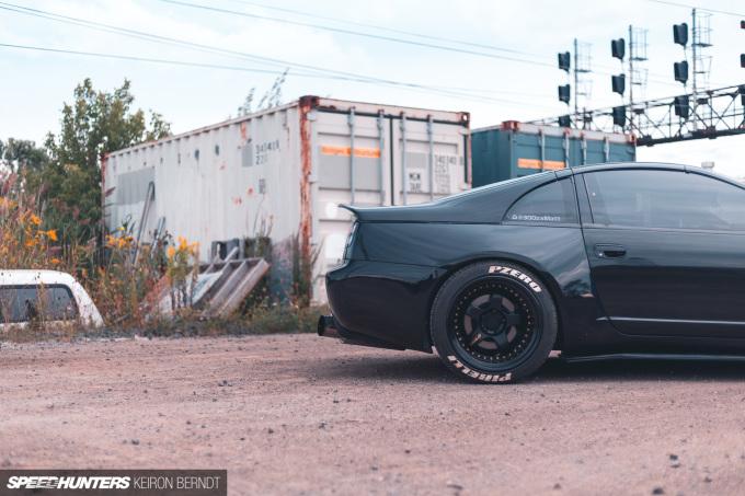 Bucking The Fiberglass Trend With A Steel Wide-Body 300ZX - Tech A Peek