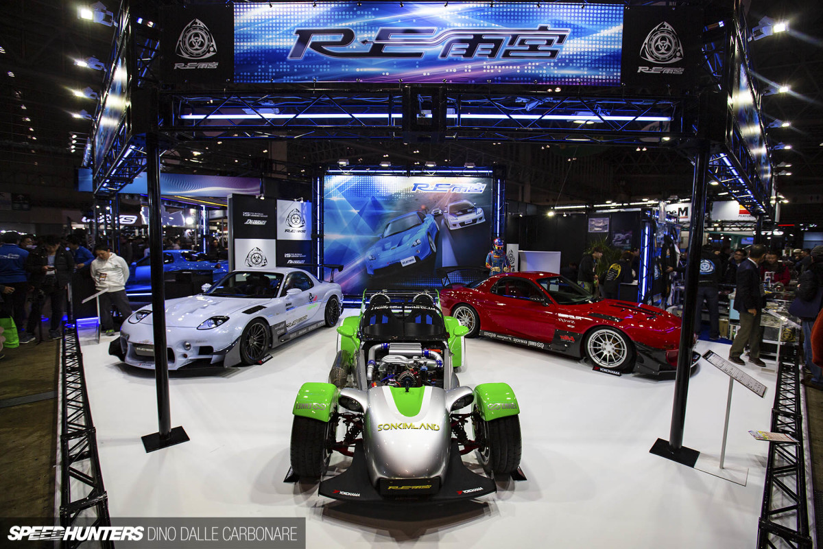 RE Amemiya's Commitment To The Rotary Continues - Speedhunters