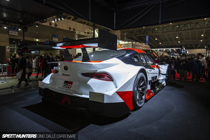 How The Super GT Supra Will Save The Japanese Tuning Industry