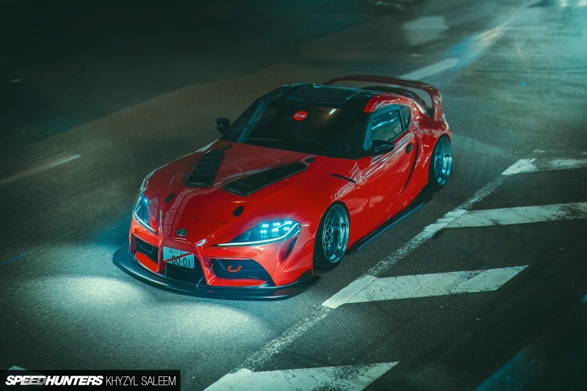 The Future Of The New Supra - Speedhunters