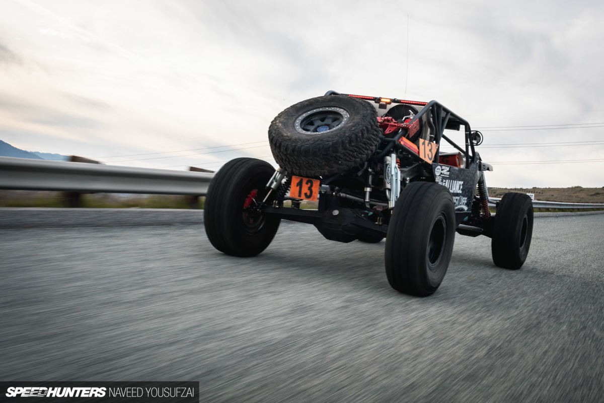 If A Trophy Truck & Rock Crawler Had A Baby - Speedhunters
