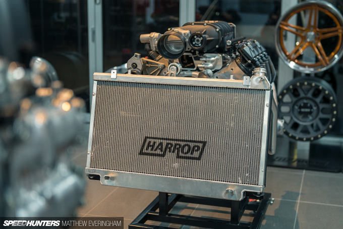 Be Positive: Harrop's Supercharged Mission - Speedhunters