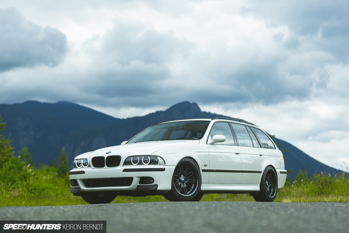 BMW E39 M5 >> The E39 M5 Touring Which Bmw Didn T Get To Keep Speedhunters
