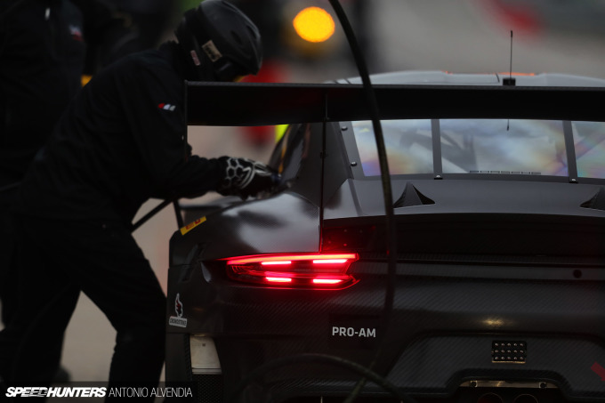 Blancpain GT Challenge COTA, Porsche 911, GT3R, 991