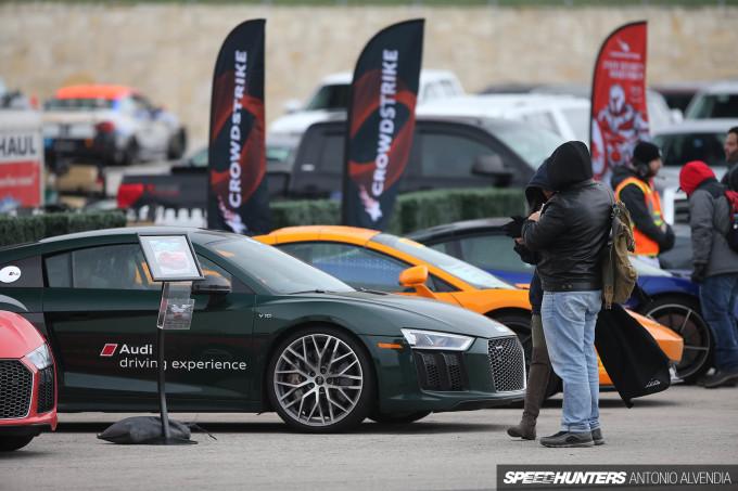 Blancpain GT Challenge COTA