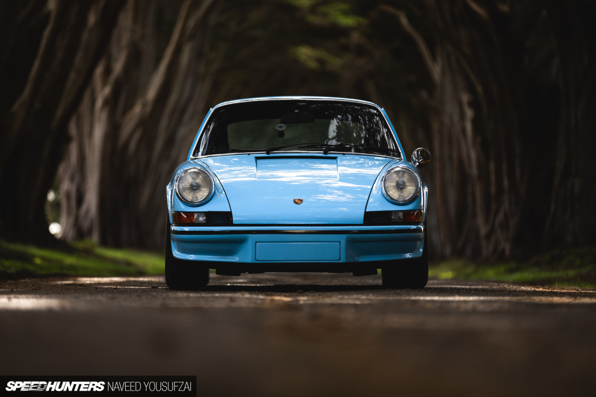 The Holy Grail Of Homologation A 1973 Porsche Carrera Rs 2 7 Speedhunters