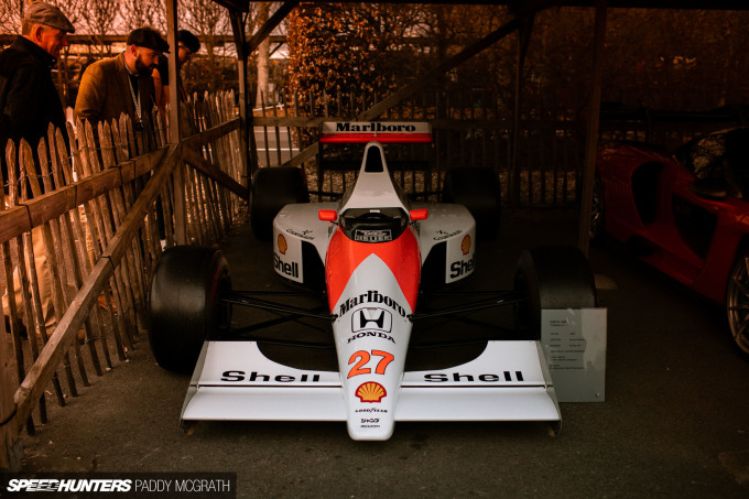 The Most Infamous McLaren Of All - Speedhunters