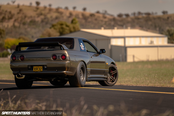 Swapping Sixes: The Barra-Powered Skyline R32 - Tech A Peek
