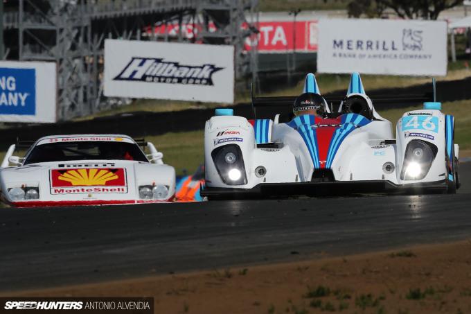 Sonoma Speed Festival Martini Racing